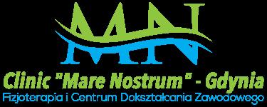 Fizjoterapia i Rehabilitacja Clinic Mare Nostrum Gdynia Logo